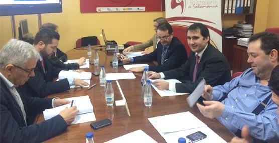Salamanca crece levemente en 2014 al organizar 487 reuniones con la participación de 74.850 delegados