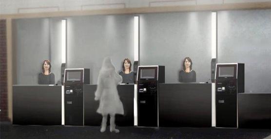 El primer hotel del mundo atendido por robots abrirá sus puertas el próximo mes de julio en Japón