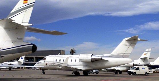 El Aeropuerto de Barcelona opera 381 vuelos privados durante el Mobile World Congress y aumenta su volumen de ventas