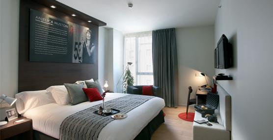Los huéspedes del hotel Astoria 7 serán los primeros en poder abrir su habitación con el smartphone