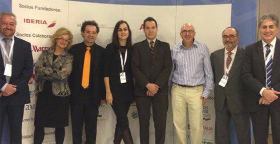 AEGVE muestra su agradecimiento a Augusto Pardo por su amplia trayectoria en el Sector y su trabajo por el 'travel manager'