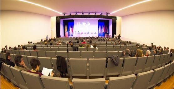 El Bizkaia Aretoa, de la Universidad del País Vasco, acoge en 2014 el 11% de los congresos y reuniones de la provincia