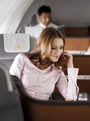 Lufthansa establecerá nuevos estándares de diseño y servicio a bordo durante este año