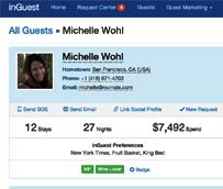 Revinate lanza inGuest en Europa para brindar a los hoteleros españoles perfiles enriquecidos de sus huéspedes