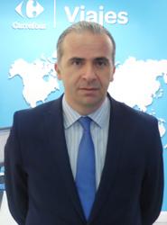 El director general de Viajes Carrefour, Ignacio Soler.