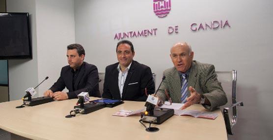 Gandía destaca la capacidad del municipio para acoger reuniones, congresos y eventos