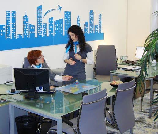 Se inicia una etapa favorable para el empleo en el Sector de agencias de viajes con más de 800 altas a la Seguridad Social en febrero