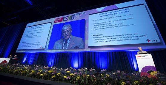 Los atractivos de Madrid como destino de reuniones hacen que la organización del congreso internacional ESMO repita en 2017