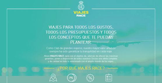 Race pone en marcha con el apoyo de Kuoni un 'portal' de viajes que permite a los usuarios compartir experiencias