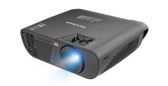 ViewSonic presenta la serie PJD6 de proyectores en red de la gama LightStream que permite el desarrollo de 'streaming'