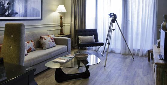 El Hotel Avenida Palace finaliza su proceso de reforma y abre dos nuevas suites en la última planta