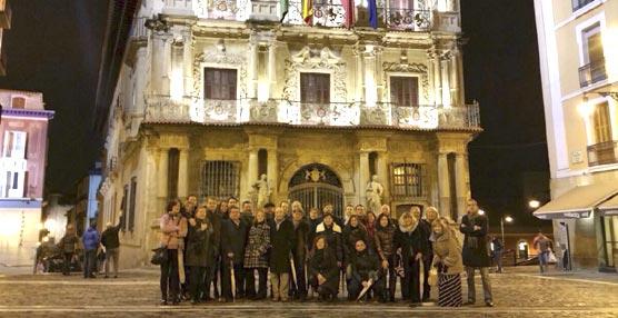 SpainDMCs celebra su asamblea anual en Pamplona donde Juan Antonio Casas es reelegido como presidente de la asociación