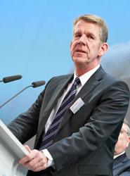 El consejero delegado de TUI AG, Friedrich Joussen.