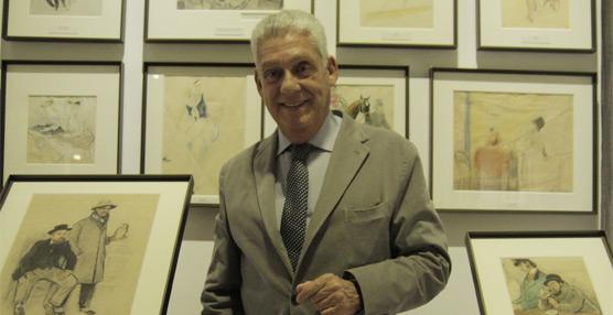El Astoria se convierte en el museo más importante de la obra de Ricard Opisso con la llegada de nuevas ilustraciones