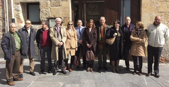El Salamanca Convention Bureau organiza un encuentro con posibles organizadores de eventos en la ciudad