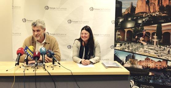 La Comarca de la Hoya de Huesca aporta 15.000 euros a la Fundación Huesca Congresos para promover el Turismo MICE