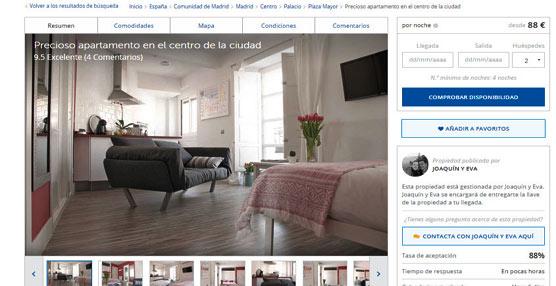 El portal Wimdu detecta un crecimiento del 130% en el turismo de alquiler esta Semana Santa
