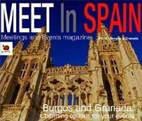 Meet in Spain centra su última edición en Burgos y el Fórum Evolución para presentarlos en el mercado americano