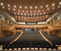 El Palacio de Congresos de Huesca acoge un total de 134 eventos durante 2014 a los que asisten más de 100.000 personas