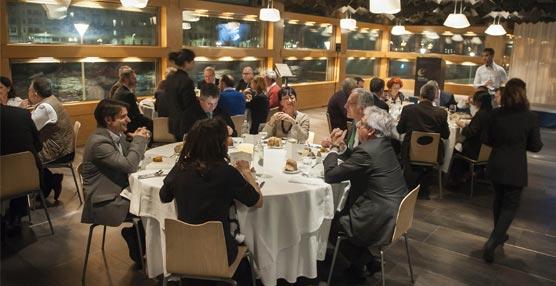 San Sebastián Turismo y el Kursaal reconocen la labor de ocho profesionales en la captación de eventos para la ciudad