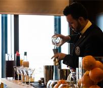 Paco Dorado Ruiz gana el I Certamen de Coctelería de Eurostars Hotels con la creación 'Ninfa Silvestre'