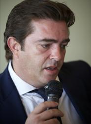 Emilio Rivas, director general de la división mayorista