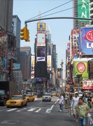 Nueva York se marca como objetivo alcanzar los 67 millones de visitantes en 2021, diez millones más que en 2014