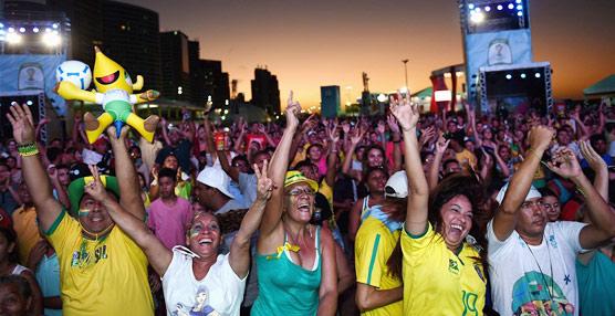 Brasil espera recibir hasta 400.000 extranjeros con motivo de los Juegos Olímpicos, según previsiones de Embratur