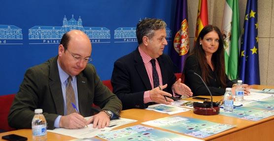 La presentación del I Congreso de Turismo y Tecnología de Córdoba 'Turomeya'.