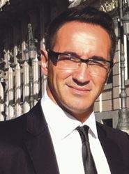 El responsable del Cuenca Convention Bureau, Alberto Álvarez.