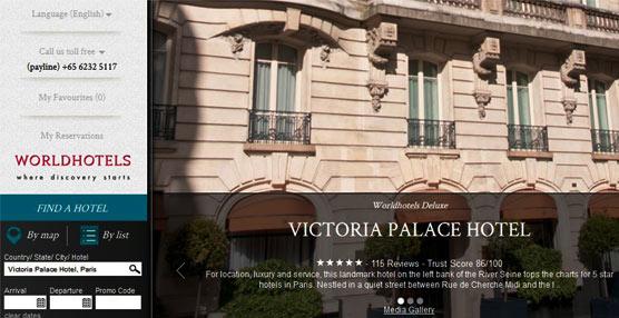 Worldhotels crece en Europa y Asia durante el primer trimestre del año