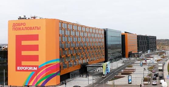 Bosch crea una solución de evacuación por megafonía en red para el nuevo Centro de Ferias y Convenciones de San Petersburgo