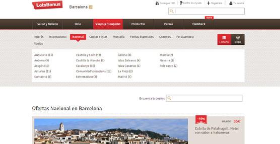 LetsBonus se alía con eDreams para incrementar los productos y servicios turísticos que ofrece a sus suscriptores