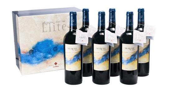 Qatar Airways incluye el exclusivo vino español 'Muruve Élite' a su carta de la clase Business