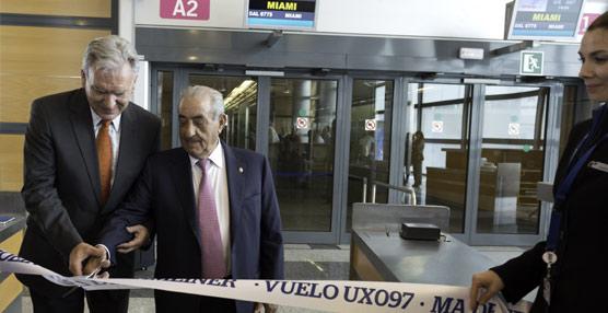 Hidalgo: 'Air Europa sigue fiel a su tradición de operar siempre con la mejor flota disponible en cada momento'