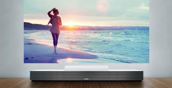 Sony anuncia el lanzamiento de su proyector 4K de alcance ultracorto en Europa para los meses de verano de este año