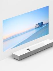 El proyector 4K de alcance ultracorto de Sony LSPX-W1S.