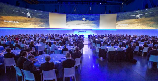 Eventisimo organiza en Sevilla el Management Forum de Airbus Defence and Space