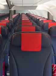 Air France renueva sus cabinas de medio radio a partir de este mes de abril