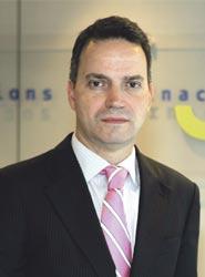 Marc Rodríguez dirige el CCIB.