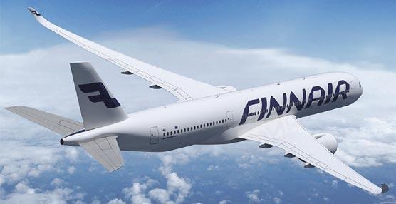 La aerolínea Finnair ofrecerá Wi-Fi a bordo a sus pasajeros en todos sus vuelos