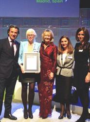 Confortel, premiada por el World Travel & Tourism Council en reconocimiento a sus prácticas sostenibles