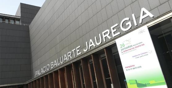 Las 26 Jornadas Nacionales de Enfermeras Gestoras reúnen a 700 profesionales en Baluarte