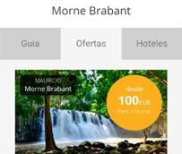 RIU Hotels and Resorts adapta toda la información de su web www.riu.com para smartphones y tablets