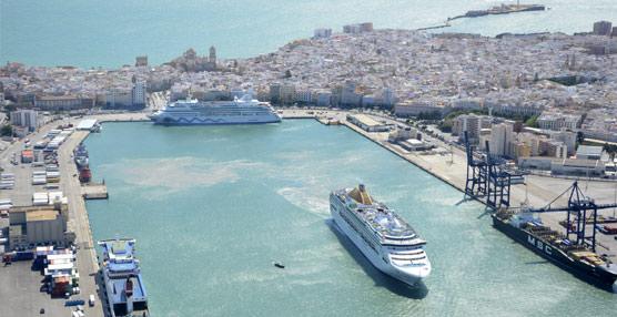 Los puertos españoles rozan los 400.000 pasajeros de cruceros en febrero, un 1% más que en el mismo mes de 2014