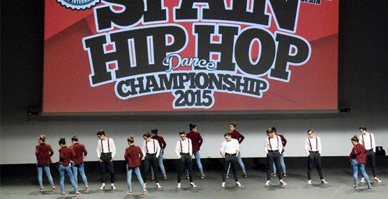 El Palacio de Congresos de Cataluña acoge a más de 1.000 bailarines en el Campeonato de Hip Hop International
