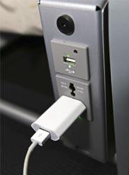 Vueling incorpora enchufes y puertos USB en sus aviones gracias a su alianza con Pepsi