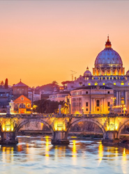 Roma, París y Londres, los tres destinos más demandados por los españoles para este puente de mayo