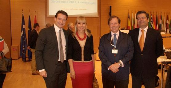 CEHAT y FEHR se reúnen en Luxemburgo con la comisaria Bienkowska para tratar temas que preocupan al Sector