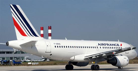 Air France-KLM pierde 559 millones de euros en los tres primeros meses del año, un 8% menos que en 2014